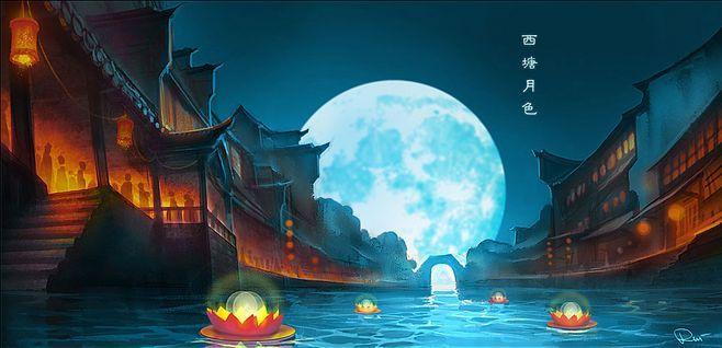 「诛仙游戏」三百里烈火连天《远征》海外火龙岛