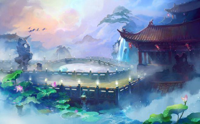 「梦幻西游副本」仙侠公测求魔再战苍穹