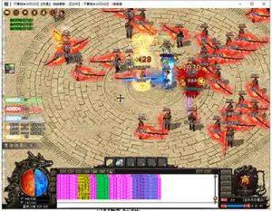 霸业传奇增加组队9V5游戏玩法
