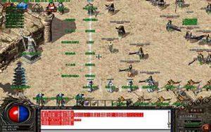 韩版网通传奇的道士用哪些方法能击败战士?