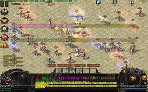 1.95轻变热血传奇的城池争霸战都有哪些玩法?
