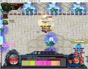 怎么做冰雪sf连击热血传奇的除魔任务?